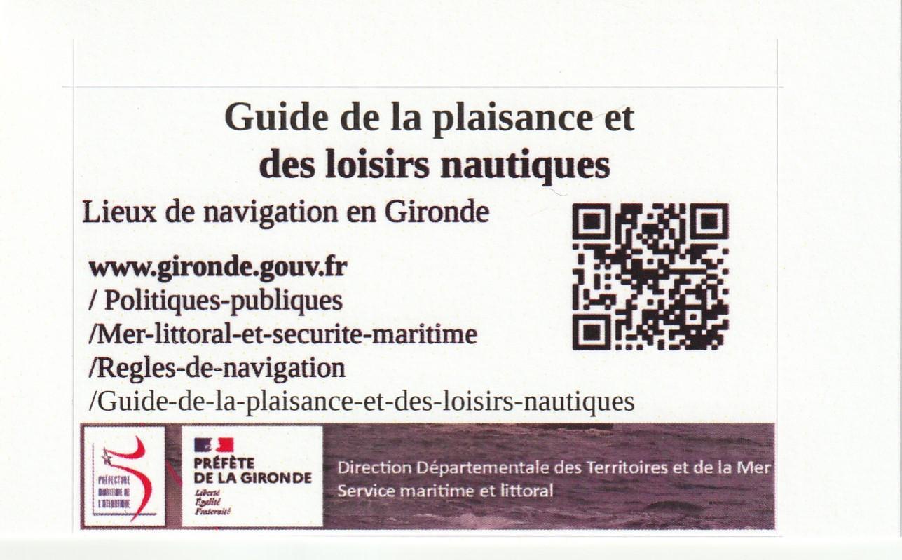 Guide plaisance 2021